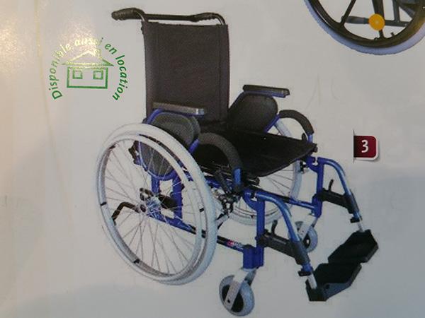 magazine fauteuil roulant