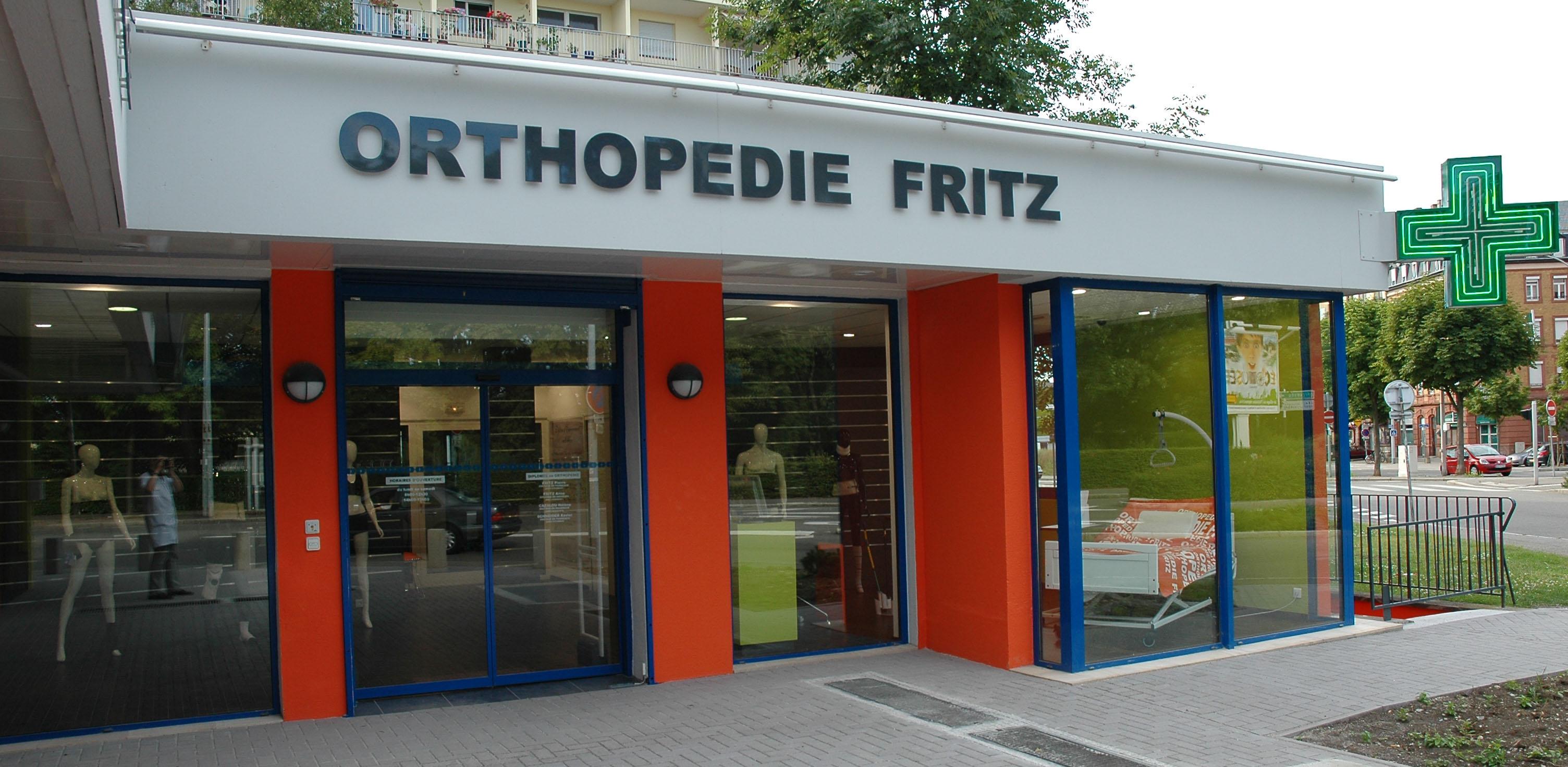 Orthopédie Fritz