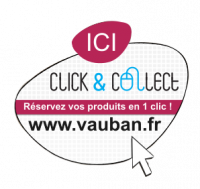 Ici click and collect button